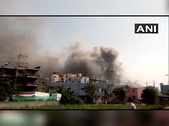 5 reported dead as another fire breaks out at Serum Institute, Pune, Modi expresses anguish